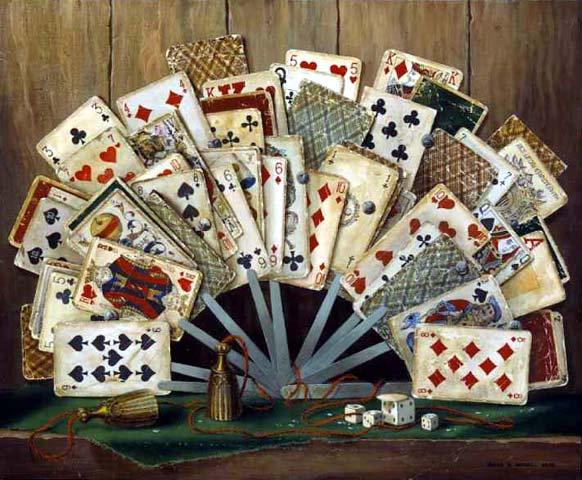 Гадание игральные карты forex forex красноярск брокер