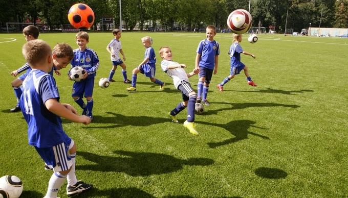 Правила игры в футбол для школьников