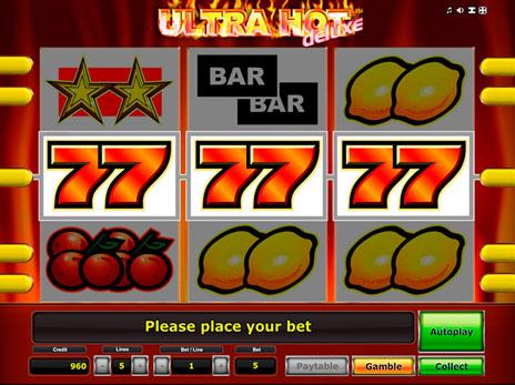 Игровые автоматы ультра хот охранные агентства казино