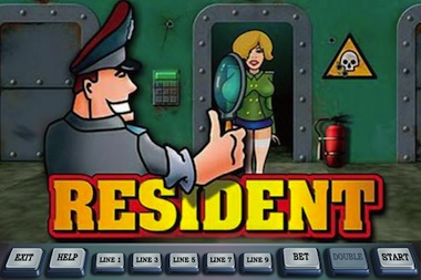 Игровые автоматы резидент на халяву игровые аппараты скачать бессплатно