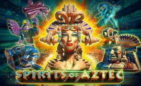 Лучшие игровые автоматы онлайн - Духи ацтеков